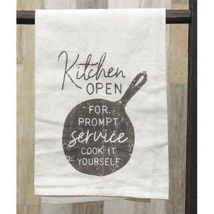Kitchen Open for Prompt Service Cook it Yourself D